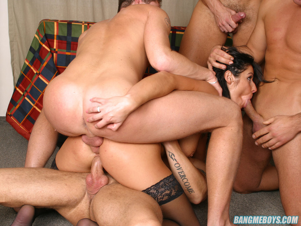 Deauxma tube gangbang idea Tell